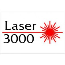 Laser 3000 mast down trailing PVC top cover