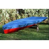 Comet Duo mast down trailing PVC top cover